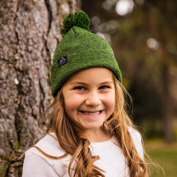 Little Mountaineer Beanie - Skye Mountain Co.