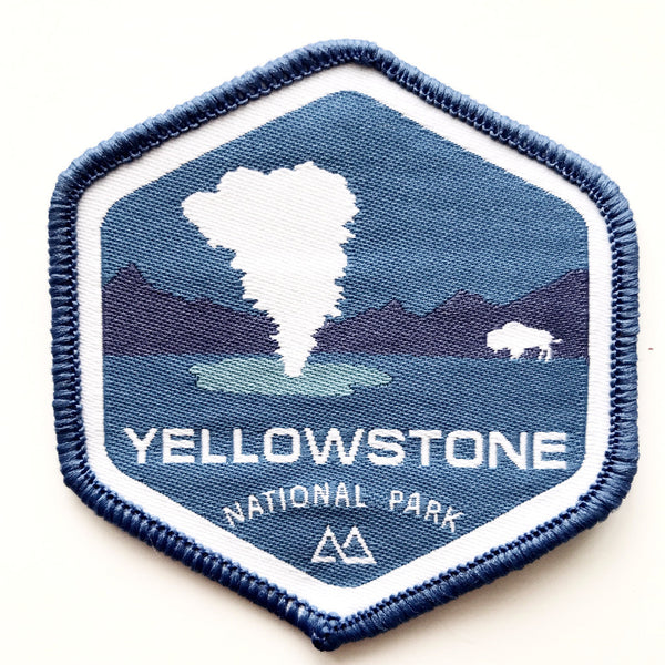 Yellowstone Patch - Skye Mountain Co.