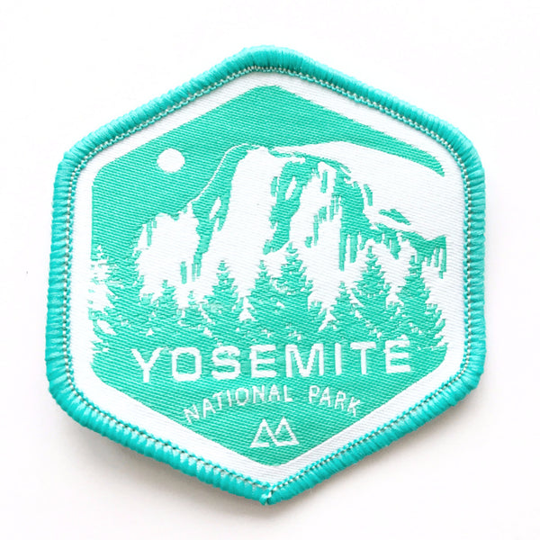 Yosemite Patch - Skye Mountain Co.
