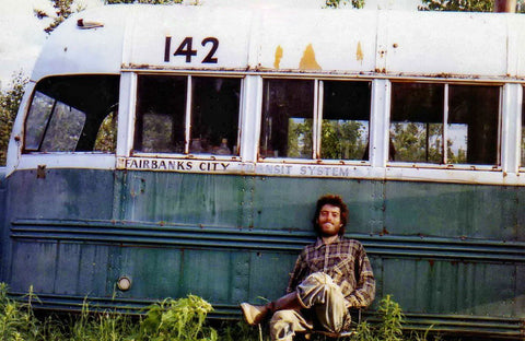 Alexander Supertramp and The Magic Bus