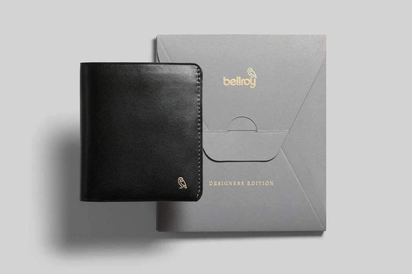Bellroy Wallet - Note Sleeve - Designers Edition