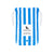 Quick-Dry Beach Towel - Bondi Blue