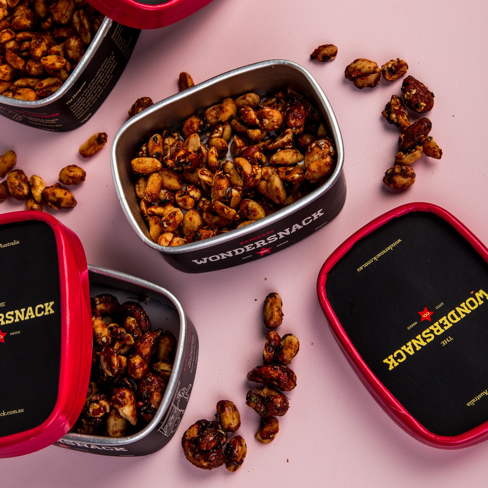 Wondersnack Co Premium Nuts (70g)