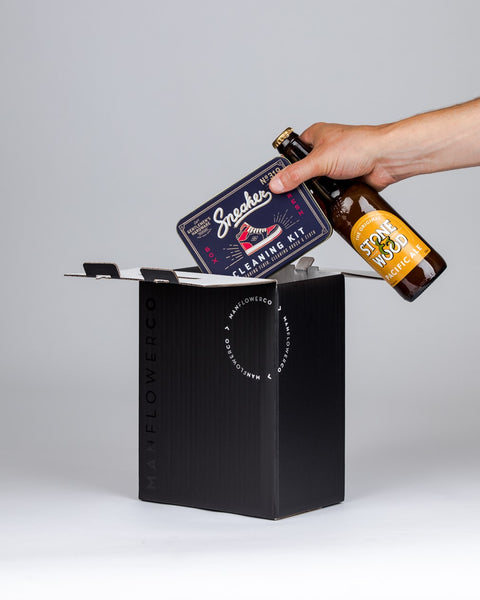 Sneaker Cleaning Kit + Beers