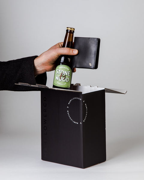 Bellroy Wallet - Note Sleeve - Designers Edition + Beer