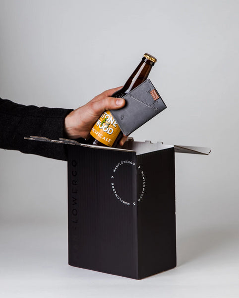 Bellroy Card Sleeve + Beer