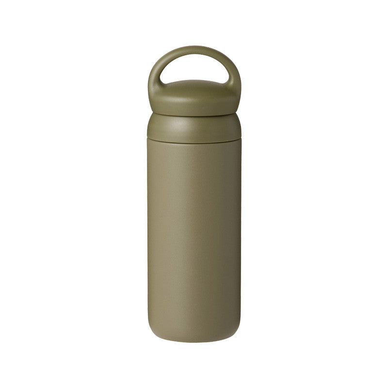 Kinto - Day Off Tumbler - Khaki (500ml)