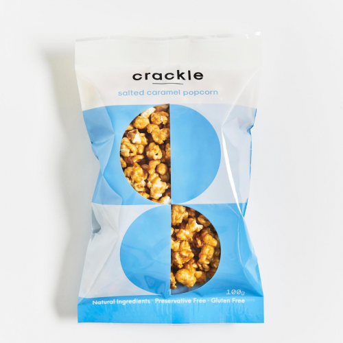 Crackle Corn - Salted Caramel
