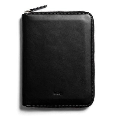 Bellroy A5 Work Folio - Black