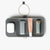 OrbitKey Nest Desk Organiser - Grey