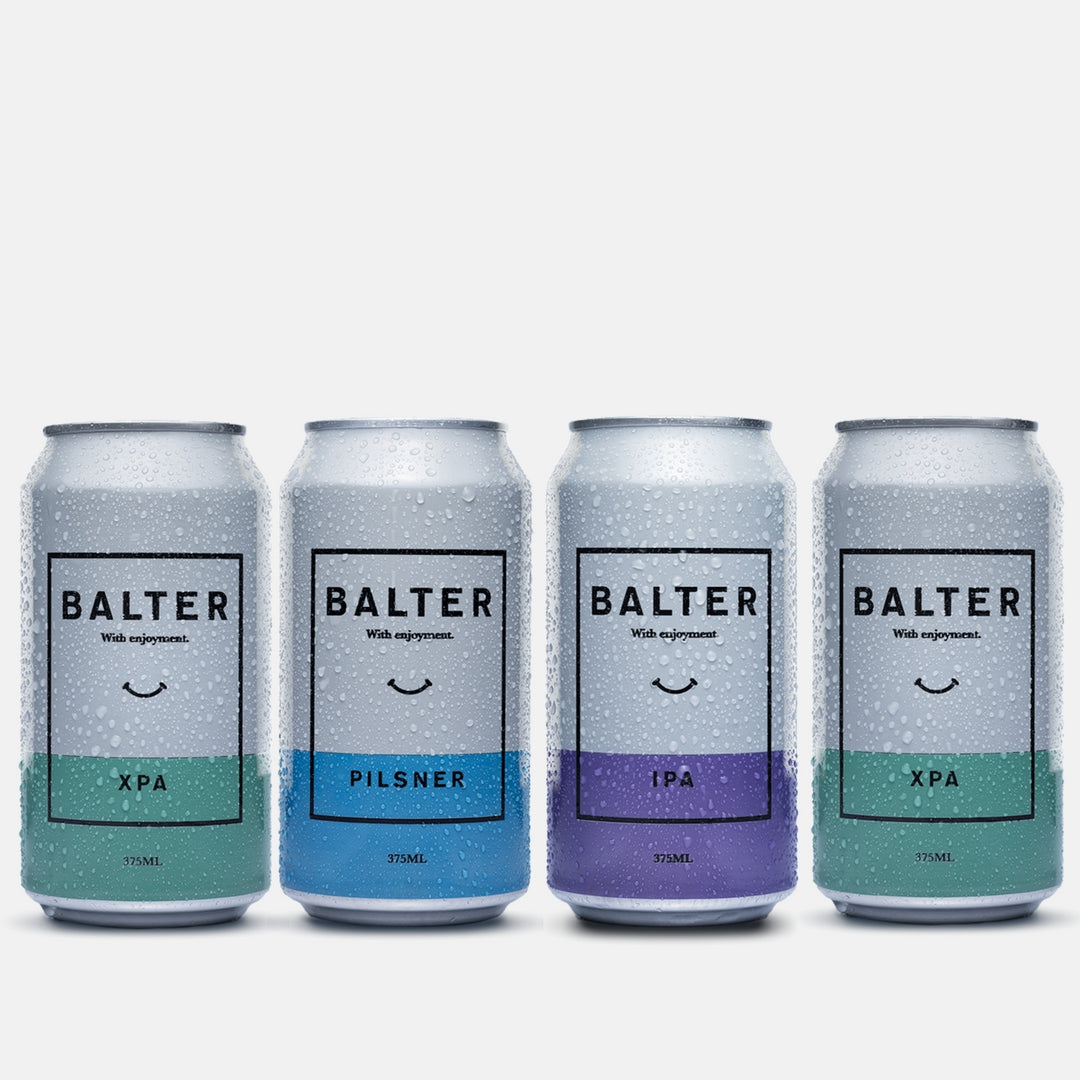 Manflower Co Balter Brewers Beer Gift