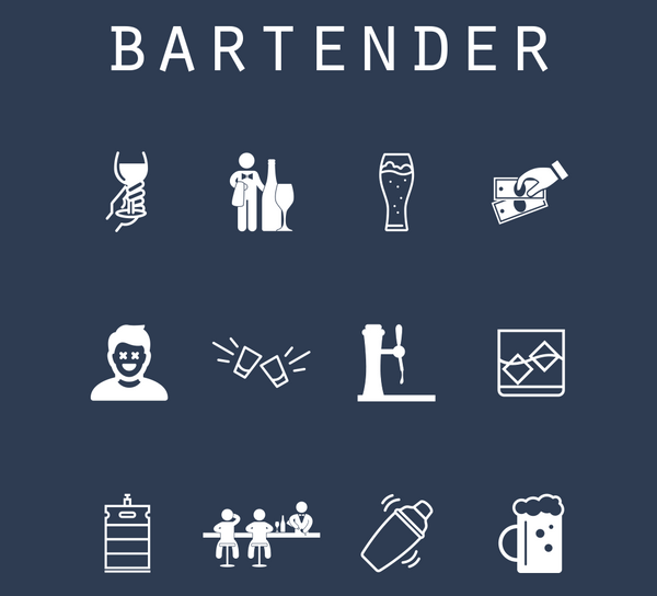 Bartender - Beacon Collection