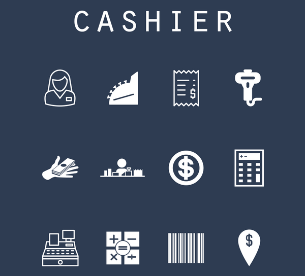 Cashier - Beacon Collection