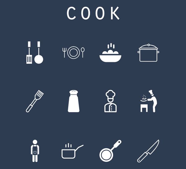 Cook (Job) - Beacon Collection