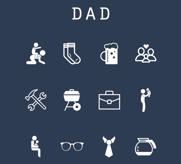 Dad - Beacon Collection
