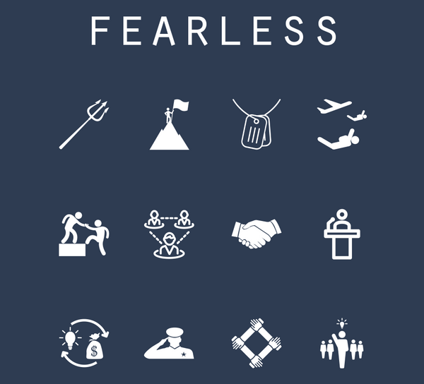 Fearless - Beacon Collection