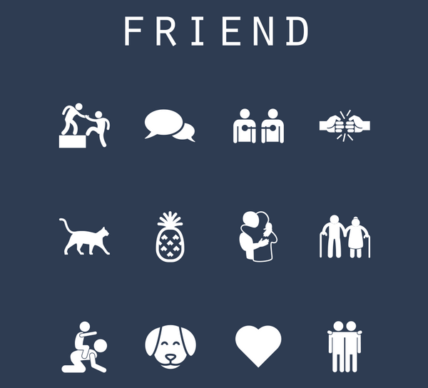 Friend - Beacon Collection