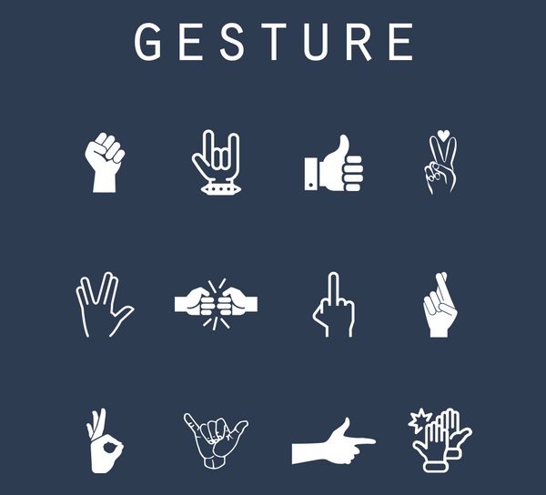 Gesture - Beacon Collection
