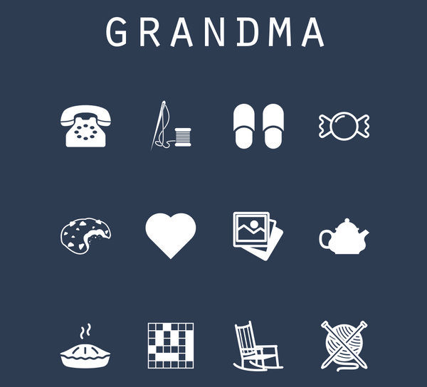 Grandma - Beacon Collection
