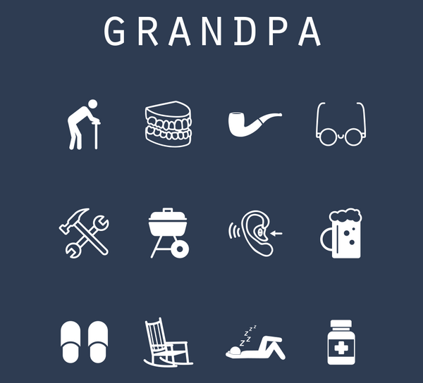 Grandpa - Beacon Collection