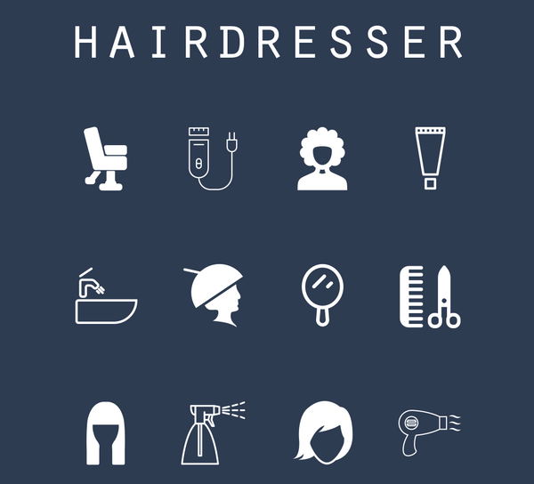 Hairdresser - Beacon Collection