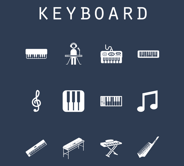 Keyboard - Beacon Collection