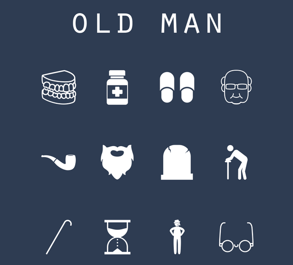 Old Man - Beacon Collection