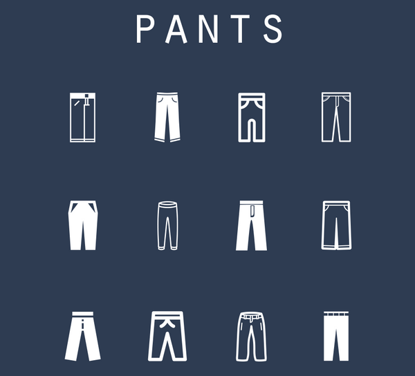 Pants - Beacon Collection