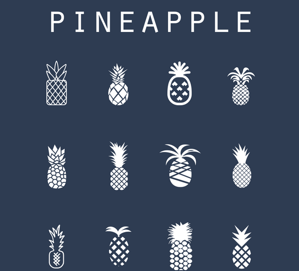 Pineapple - Beacon Collection