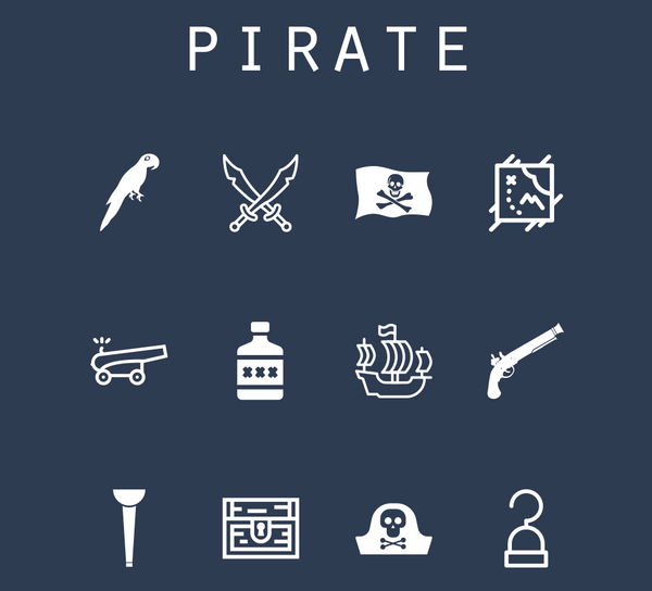 Pirate - Beacon Collection