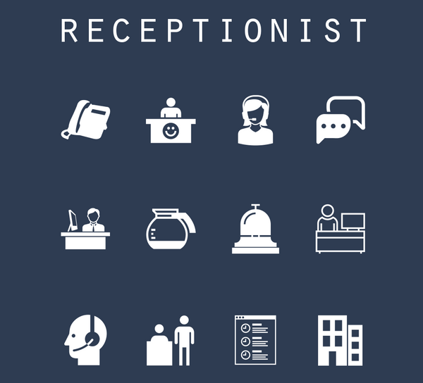 Receptionist - Beacon Collection