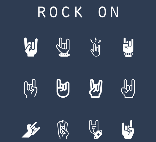 Rock On - Beacon Collection