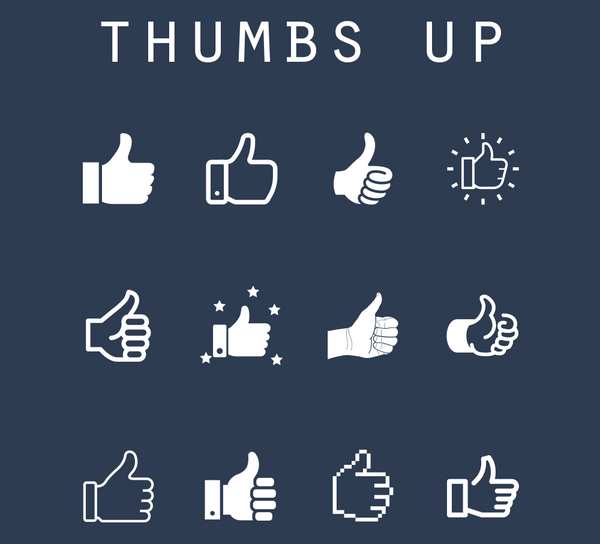 Thumbs Up - Beacon Collection