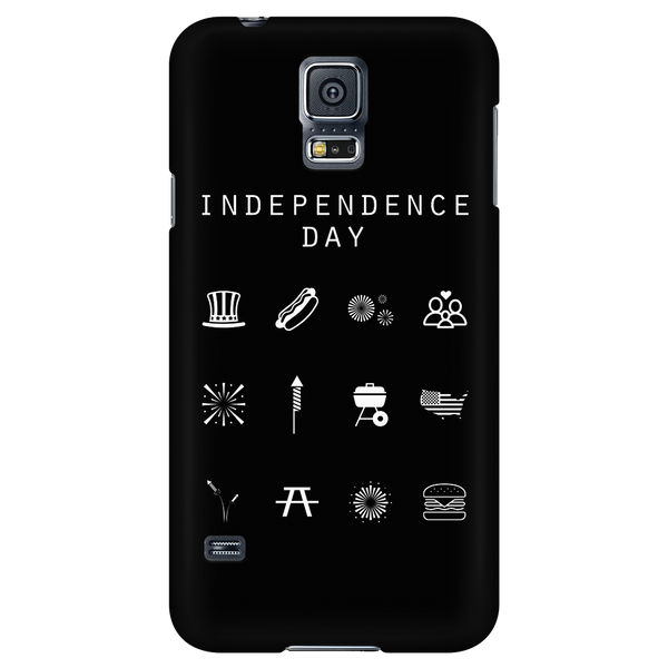 Independence Day Black Phone Case - Beacon