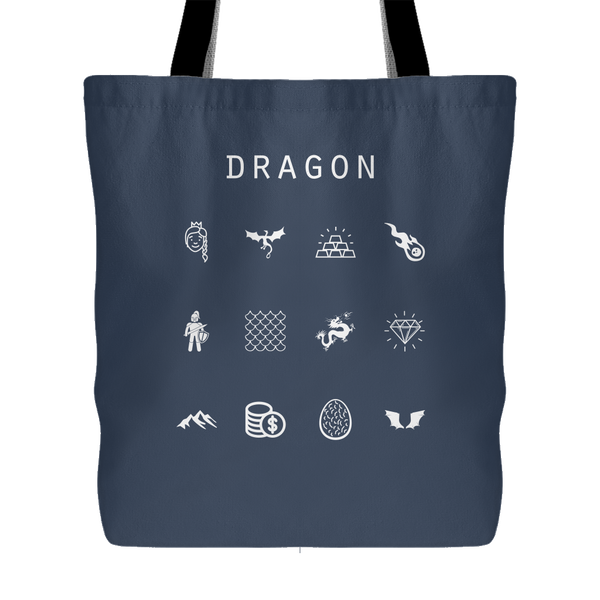 Dragon Tote Bag - Beacon
