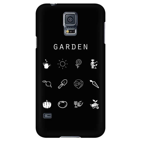Garden Black Phone Case - Beacon