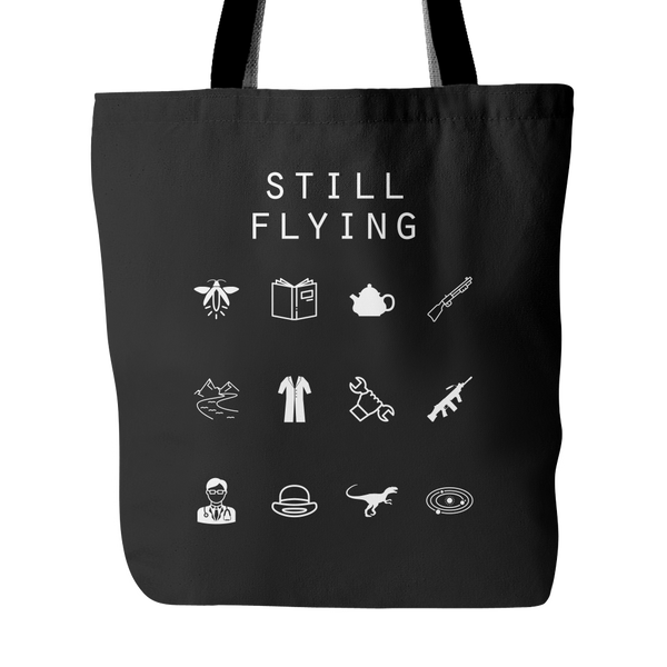 Still Flying (Firefly) Tote Bag - Beacon