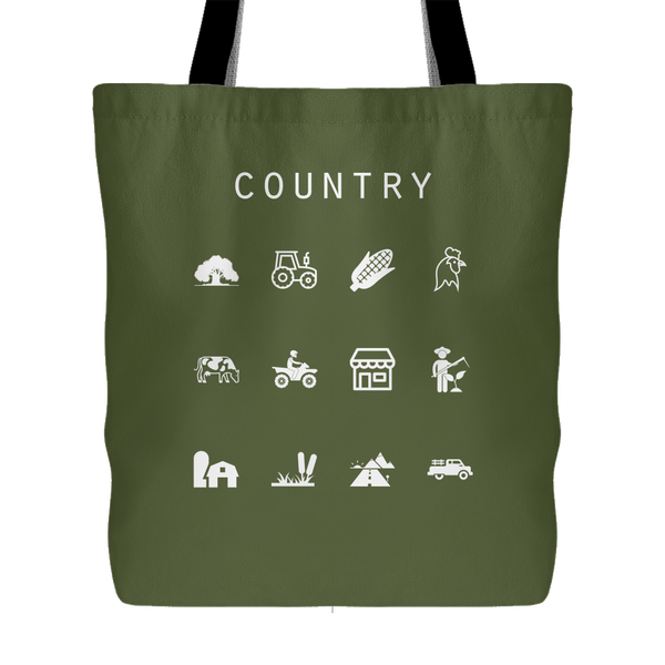 Country Tote Bag - Beacon