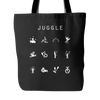 Juggle Tote Bag - Beacon