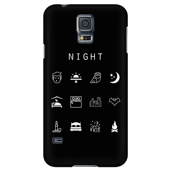 Night Black Phone Case - Beacon