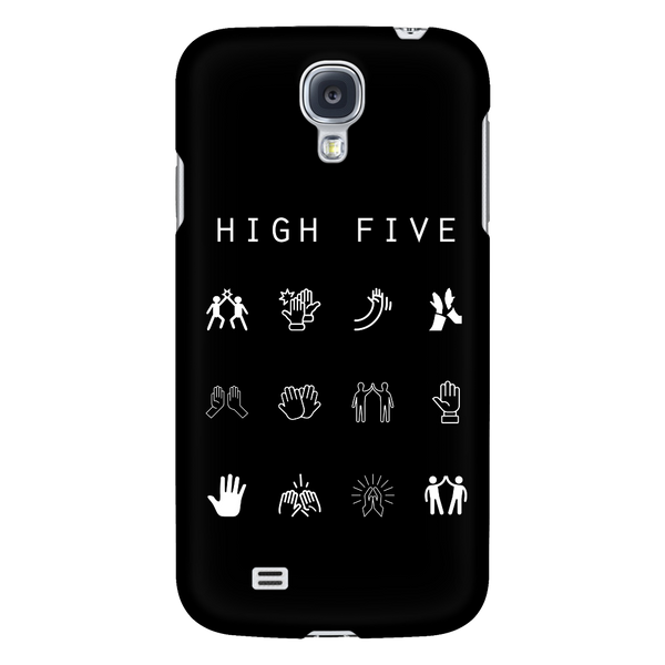 High Five Black Phone Case - Beacon