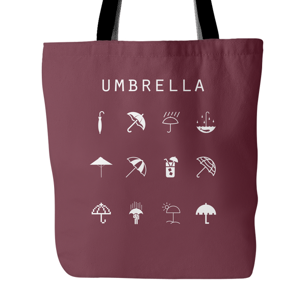 Umbrella Tote Bag - Beacon