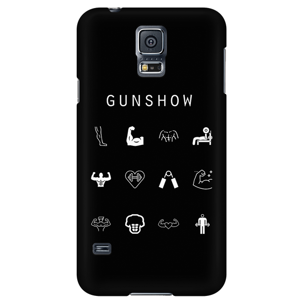 Gun Show Black Phone Case - Beacon