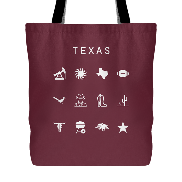 Texas Tote Bag - Beacon