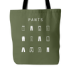 Pants Tote Bag - Beacon