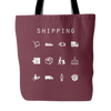 Shipping Tote Bag - Beacon