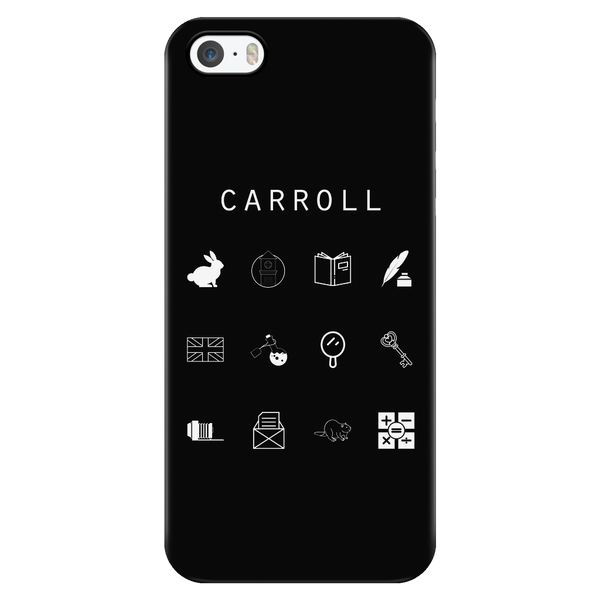 Carroll Black Phone Case - Beacon