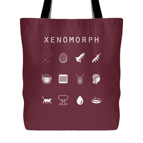Xenomorph Tote Bag - Beacon