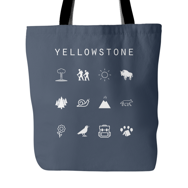 Yellowstone Tote Bag - Beacon