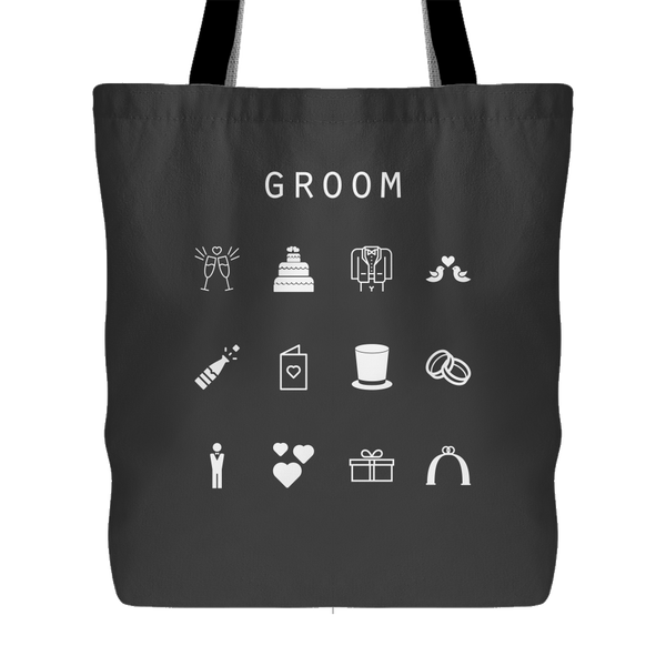 Groom Tote Bag - Beacon